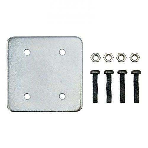 4 Hole AMPS Pattern Metal Packing Plate