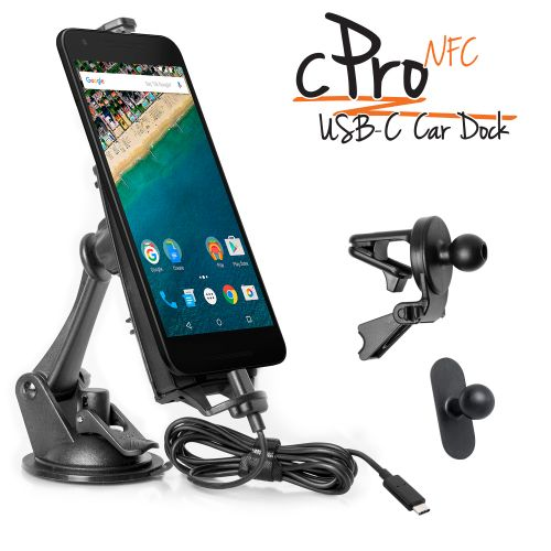 cPro NFC Combo Car Dock