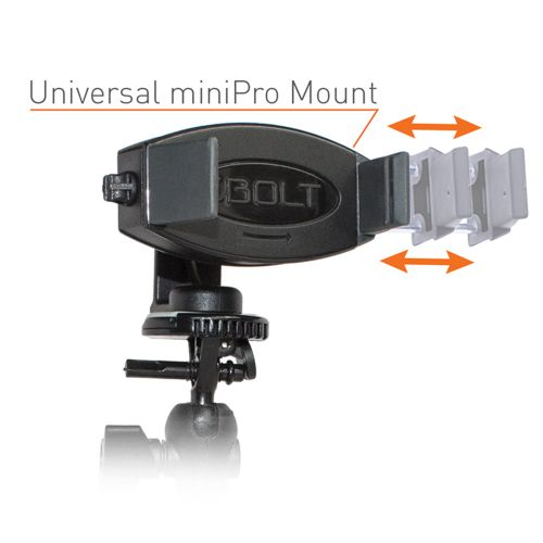 MiniPro Phone Holder with Tripod Adapter