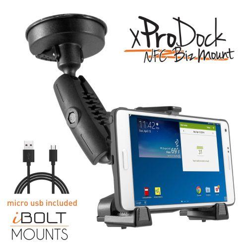 iBOLT xProDock NFC Bizmount Suction