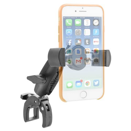 iBOLT Roadvise Bizmount Clamp- Heavy Duty Smartphone clamp/claw mount