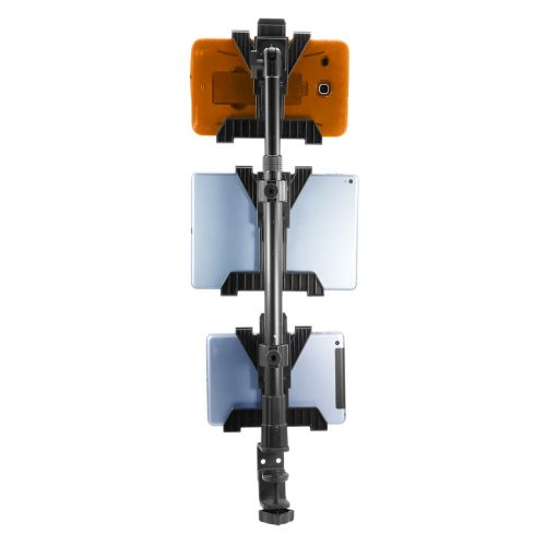 iBOLT TabDock Point of Purchase Clamp Mount - with 3 Tablet Holders