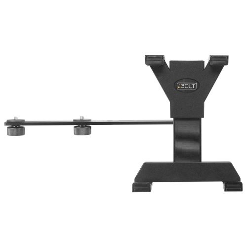 3 Camera Slide Bar with Tablet Holder - 10 inch