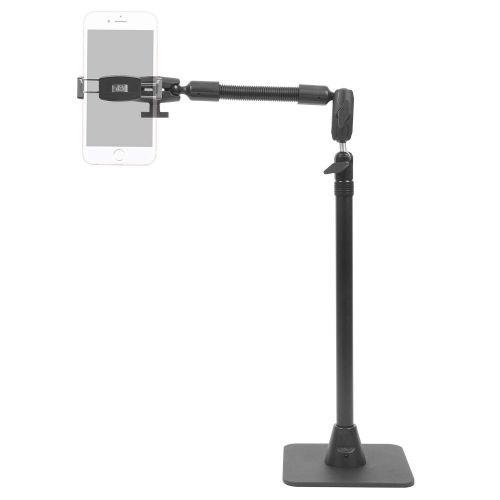 Stream-Cast Stand Adjustable Overhead Phone Mount for Live Streaming